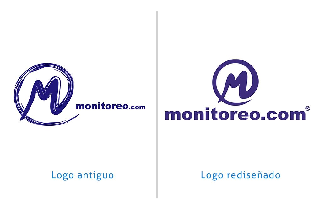 logos monitoreo.com antes y después